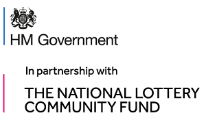 National Lottery and Government Logo